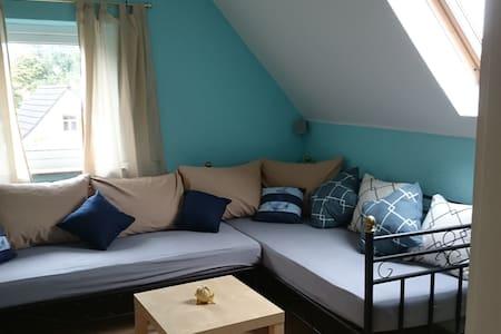 Traumflug Ferienwohnung Aurich - Apartment