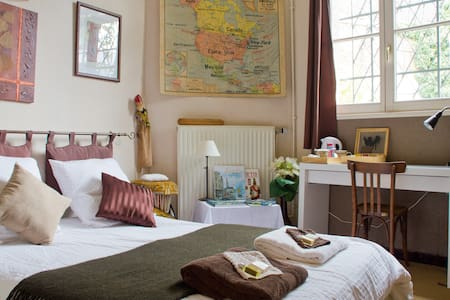 Idéal place for WW1 memory tour - Bed & Breakfast