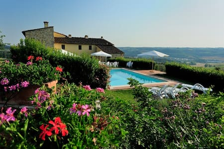 Chianti apartments with pool! - San Casciano in Val di Pesa