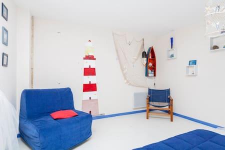 CORDOUAN B&B room suite familiale 1 à 4 personnes - Bed & Breakfast