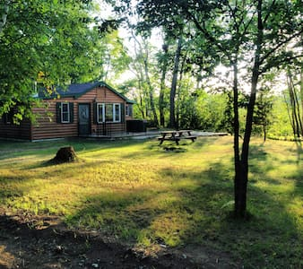 Cabin on Second Lake - Willow River - Hus
