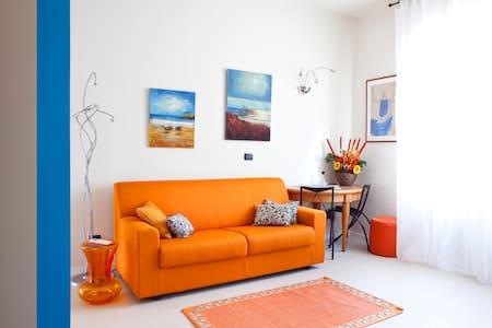 ORANGE Apartment + Garden @RHOfiera