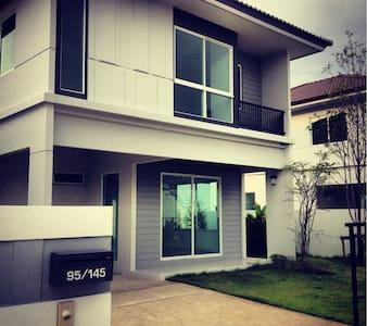 Inizio Pinkloa-Wonwan1 - Nonthaburi - Casa