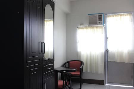 Private room with veranda - Condominium