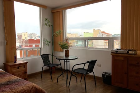 Linda Suite con vista al volcán - Heroica Puebla de Zaragoza - Appartamento