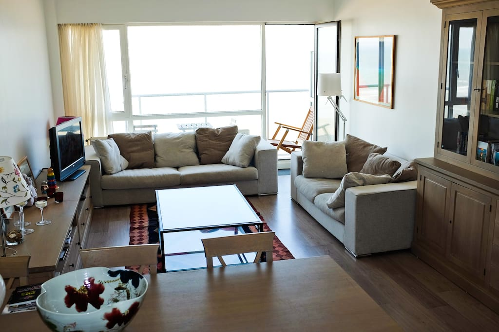 Living Room - Fully Equipped