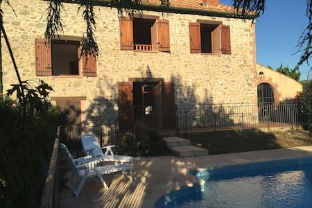 Mas de L'eveque, private pool, wifi, Special Offer - Prades - Villa
