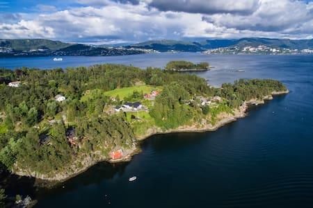 Olsnes hytteutleie på Askøy utenfor Bergen - Askøy