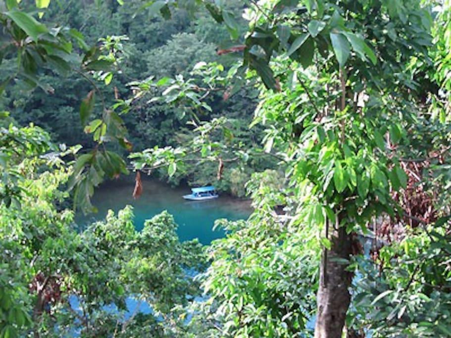Tropical Lagoon Resort - Orange Hse