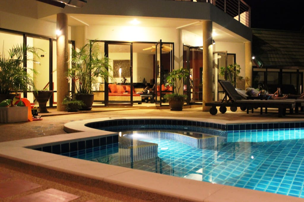 Samui Sunset Pavilions Luxury Villa