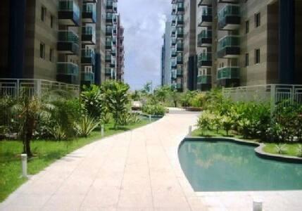 Conforto à beira mar de Jatiúca JTR - Maceió - Apartemen