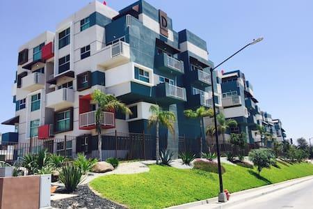 El lugar de Elvira, depto nuevo y bien ubicado - Tijuana