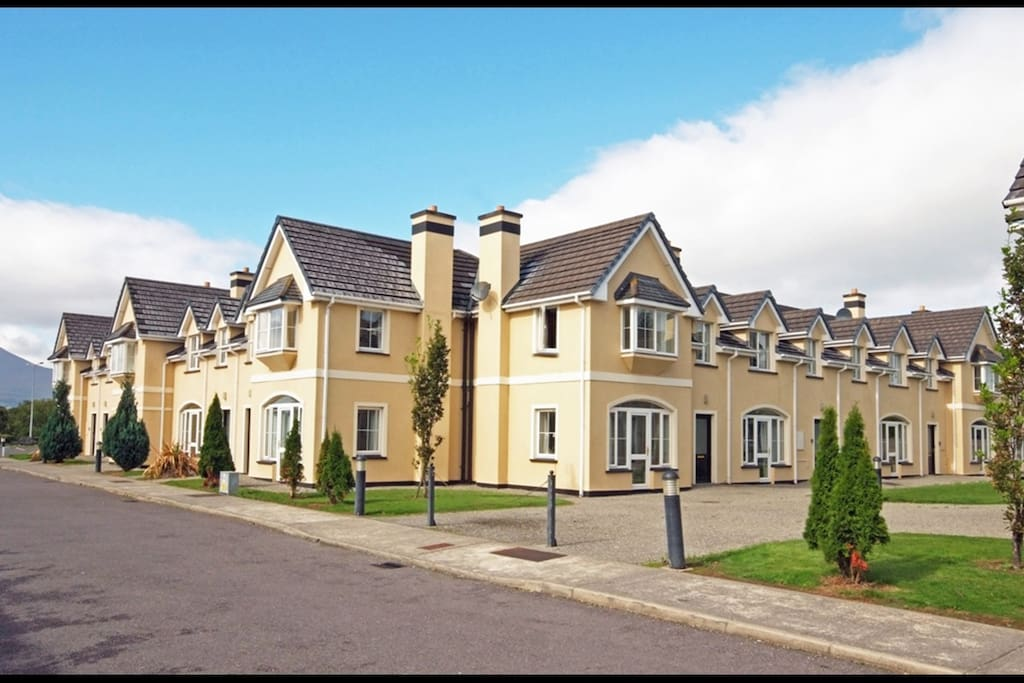 Great Family Holiday Home at Blarney House