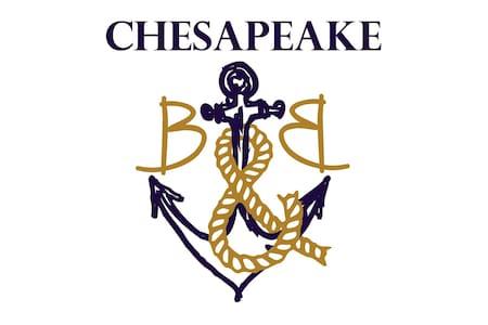 CHESAPEAKE B&B, Salisbury, MD - Maison