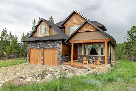Private Alpine Retreat - 5 Bedrooms - Invermere - Ev