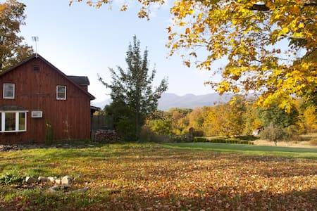 Cozy Farmhouse, Catskill views! - Ev