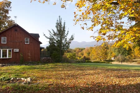 Cozy Farmhouse, Catskill views! - Freehold