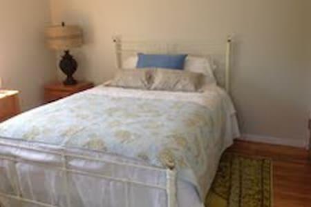 Comfy Room in '50s Era Cottage