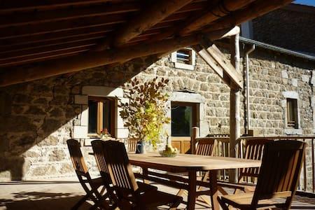 """Gite rural """" Le Val d'Ance """" - Haus"""