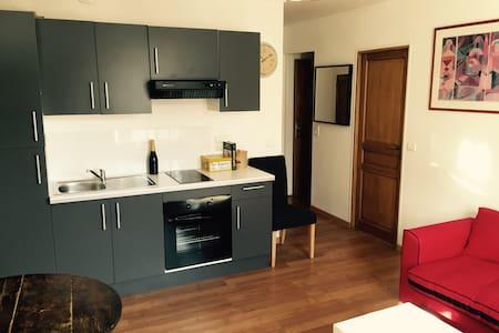 Logement entier/Appartement F1 - Huoneisto