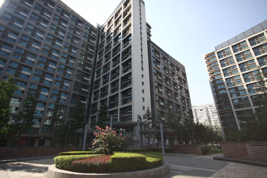 Delicate Apartment, Dongzhimen Area