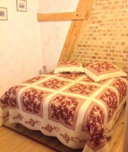 Chambre d'hôtes de charme 12mn Bâle - Bed & Breakfast