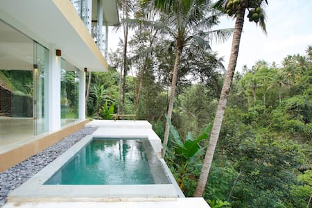 Spectacular Jungle View Villa
