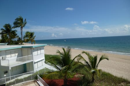 Oceanfront condo in Fort Lauderdale - Pompano Beach