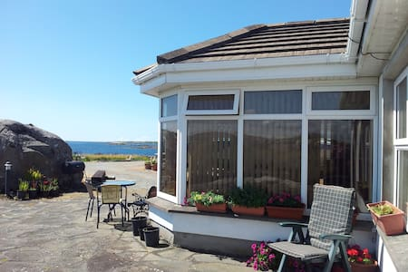 The  Cove B/B/Self Catering - Co. Galway - Chalé