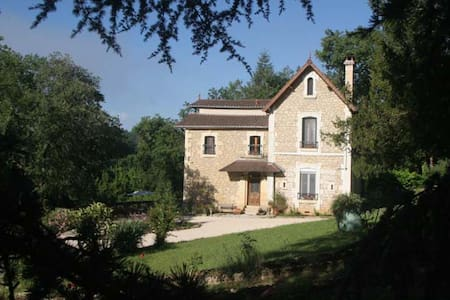 Exquisitely Restored Villa on River - Sarlat-la-Canéda - Villa