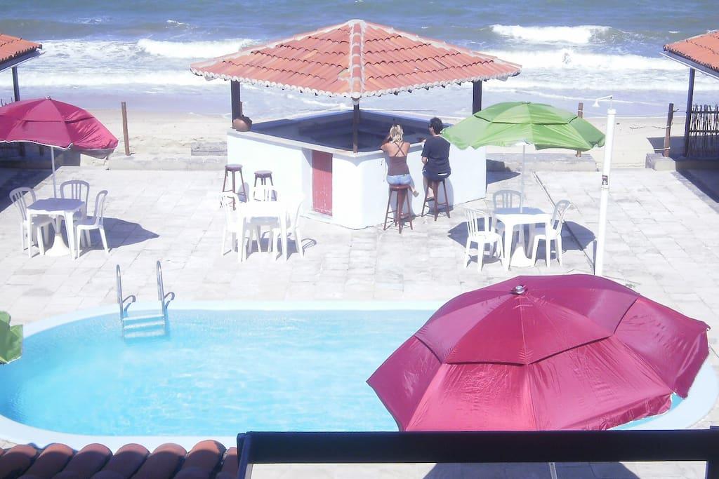 NORTH NATAL BEACH HOTEL pool