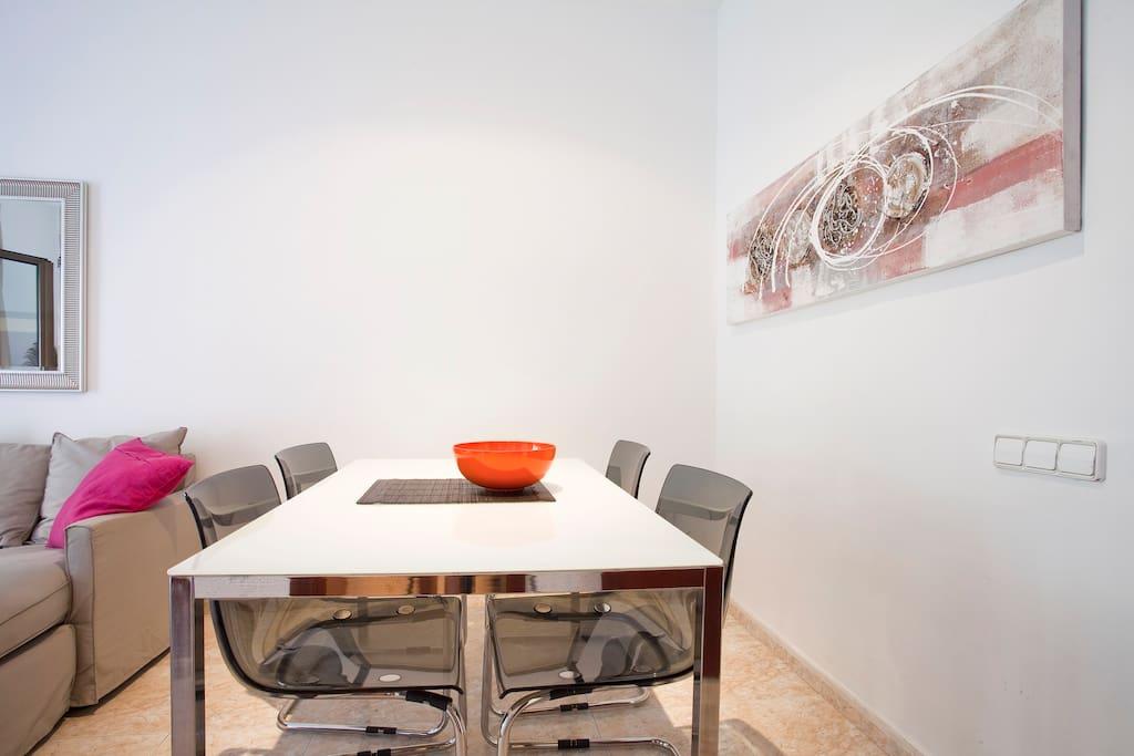 Dining room/ Comedor