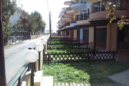 2 BD, Maisonette, Sea view in Toroni Sithonia - House