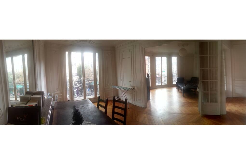 Antoher point of view of the living room !