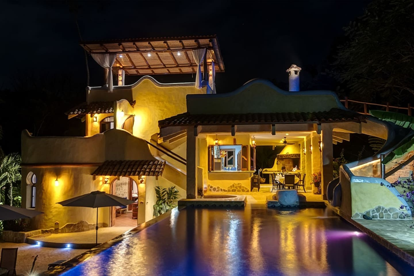 Kalapiti. Luxury Jungle Suites
