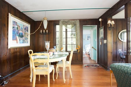 Room type: Entire home/apt Property type: Bed & Breakfast Accommodates: 5 Bedrooms: 3 Bathrooms: 1