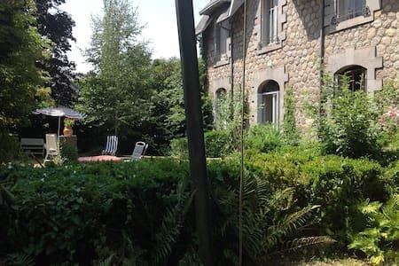Villa thermale au cœur de La Bourboule. - La Bourboule - Villa