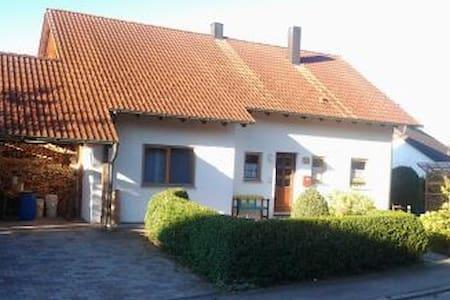 Ferienwohnung Lomberg in Gunningen - Gunningen - Apartament