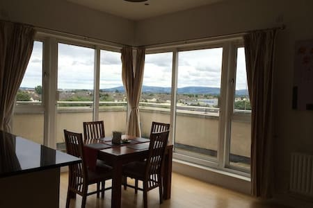 Spacious and lovely view of Dublin hills - Pis