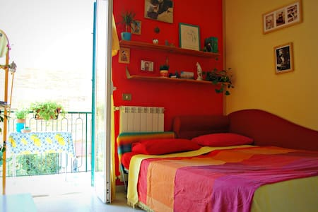 Casa Miele - Cosy double bedroom - - Apartamento