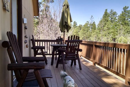 Cabin Next to National Forest - OVERGAARD - Cabin