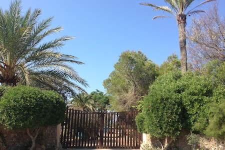 ROOM IN A MALLORCAN FINCA 500 METER FROM SEA - Campos - Haus
