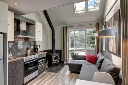 Le Chic-Shack Condos Mont-Tremblant - Wohnung