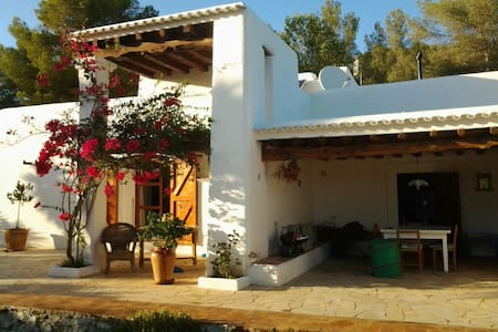 Original-Finca in Ibiza - Haus