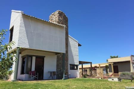 Habitación doble en casa familiar. - Punta del Diablo - Bed & Breakfast