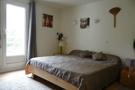 Studio 19mn Paris/Stade de France and close to CDG - Coye-la-Forêt - Leilighet