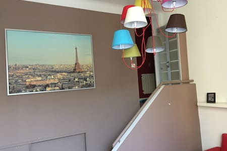 1 bedroom apartment, 10 min from Paris - Athis-Mons - Apartament