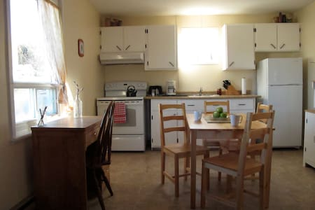 Beautiful apartment in Le Bic - Rimouski - Wohnung