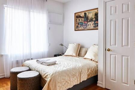 ❤️ Lovely NYC hidden treasure! - New York - Apartment