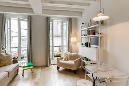 Marais - Suite luxe magnifique vue - Paris - Apartment